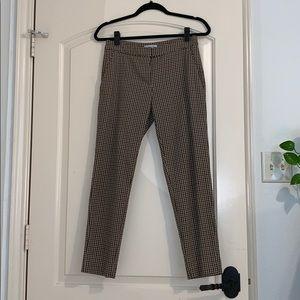 H&M patterned slacks